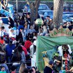 Enero: Cabalgata de los Reyes Magos