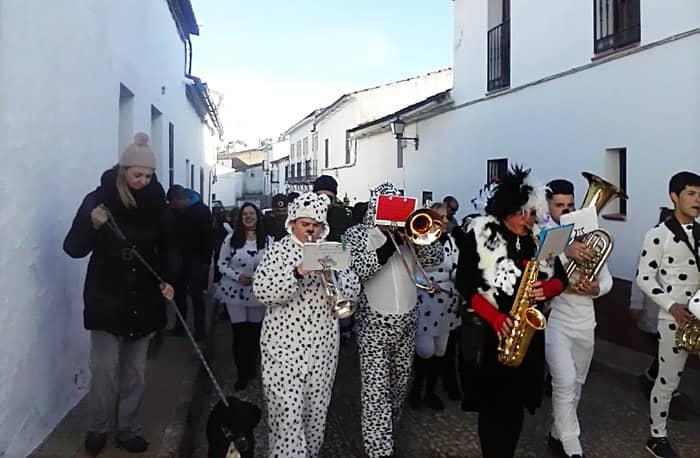 Febrero: Carnaval