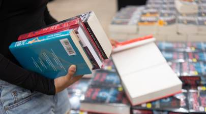 Abril: Feria del libro