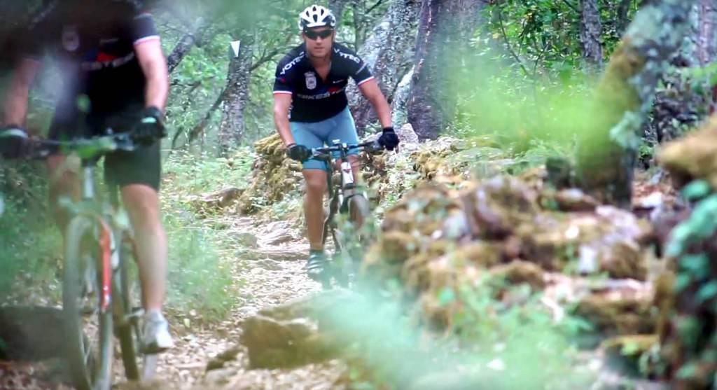 Septiembre: Ruta cicloturista BTT