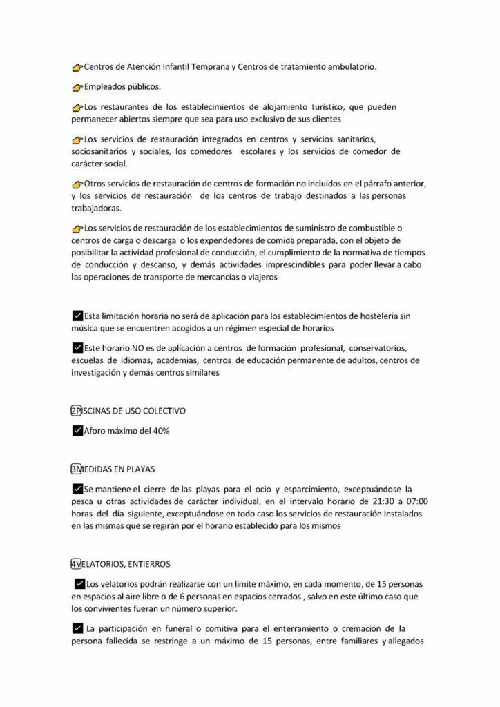 MEDIDAS COVID A PARTIR DEL 13 DE FEBRERO 2021 - JUNTA DE ANDALUCÍA.
