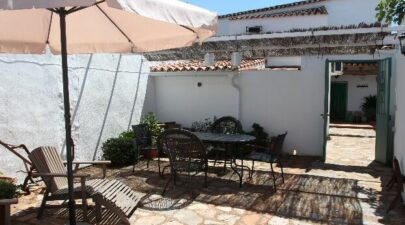 Casa de Pueblo Rural – Evaristo Pérez