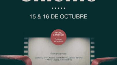 ENCUENTRO CINÉFILO – 15 Y 16 DE OCTUBRE